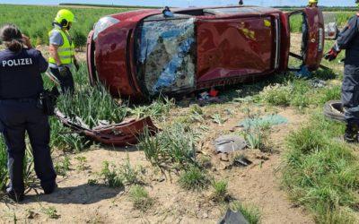 T2/20 Verkehrsunfall