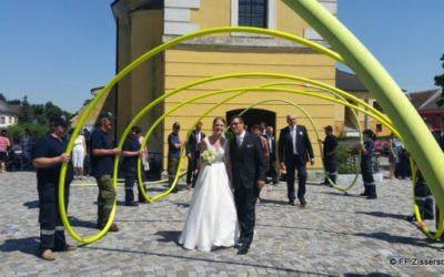 Hochzeit Michaela und Josef Resinger