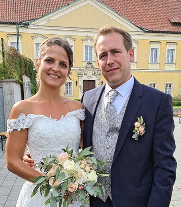 Hochzeit Daniela und Sebastian Weiss