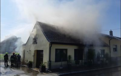 B1/20 Wohnhausbrand Pettendorf