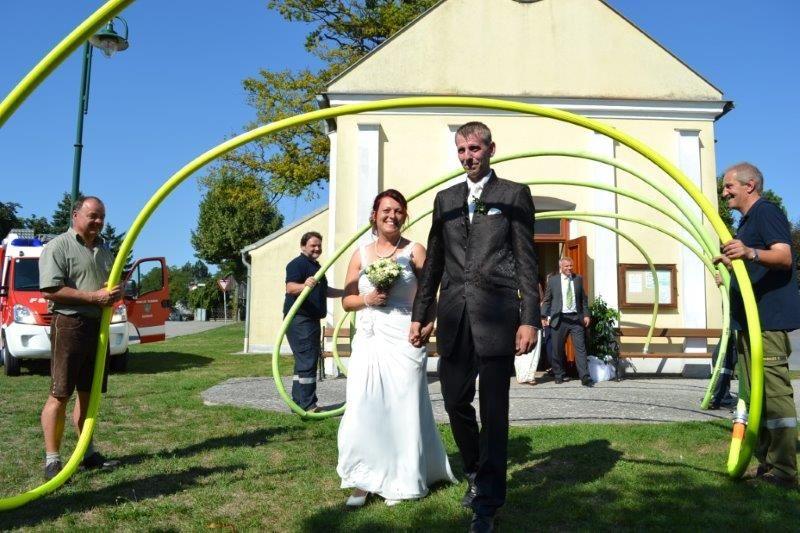 Hochzeit Michaela und Leopold Anzböck