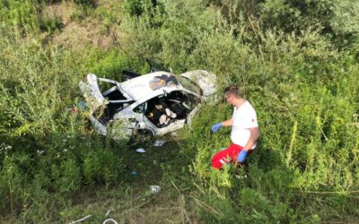 T4/19 Verkehrsunfall